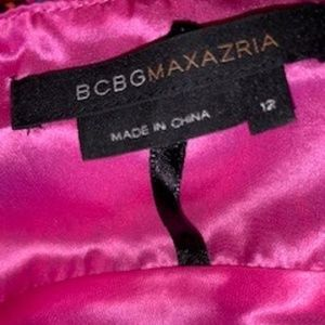 BCBG Halter Dress